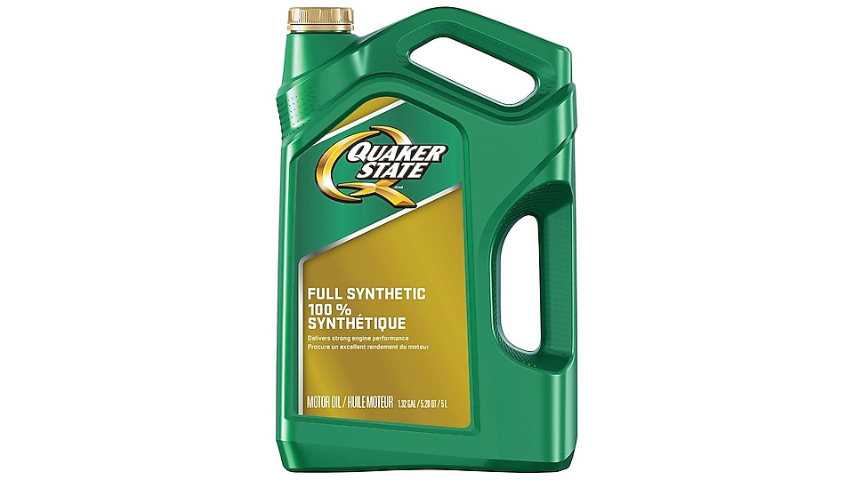 Quaker State® Full Synthetic Motor Oil
