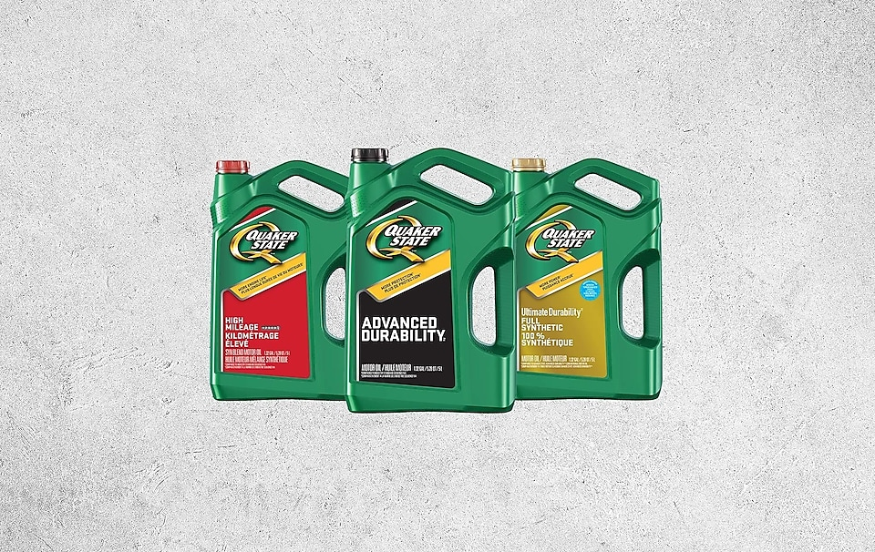 Quaker State Motor Oil Coupons & Promotions