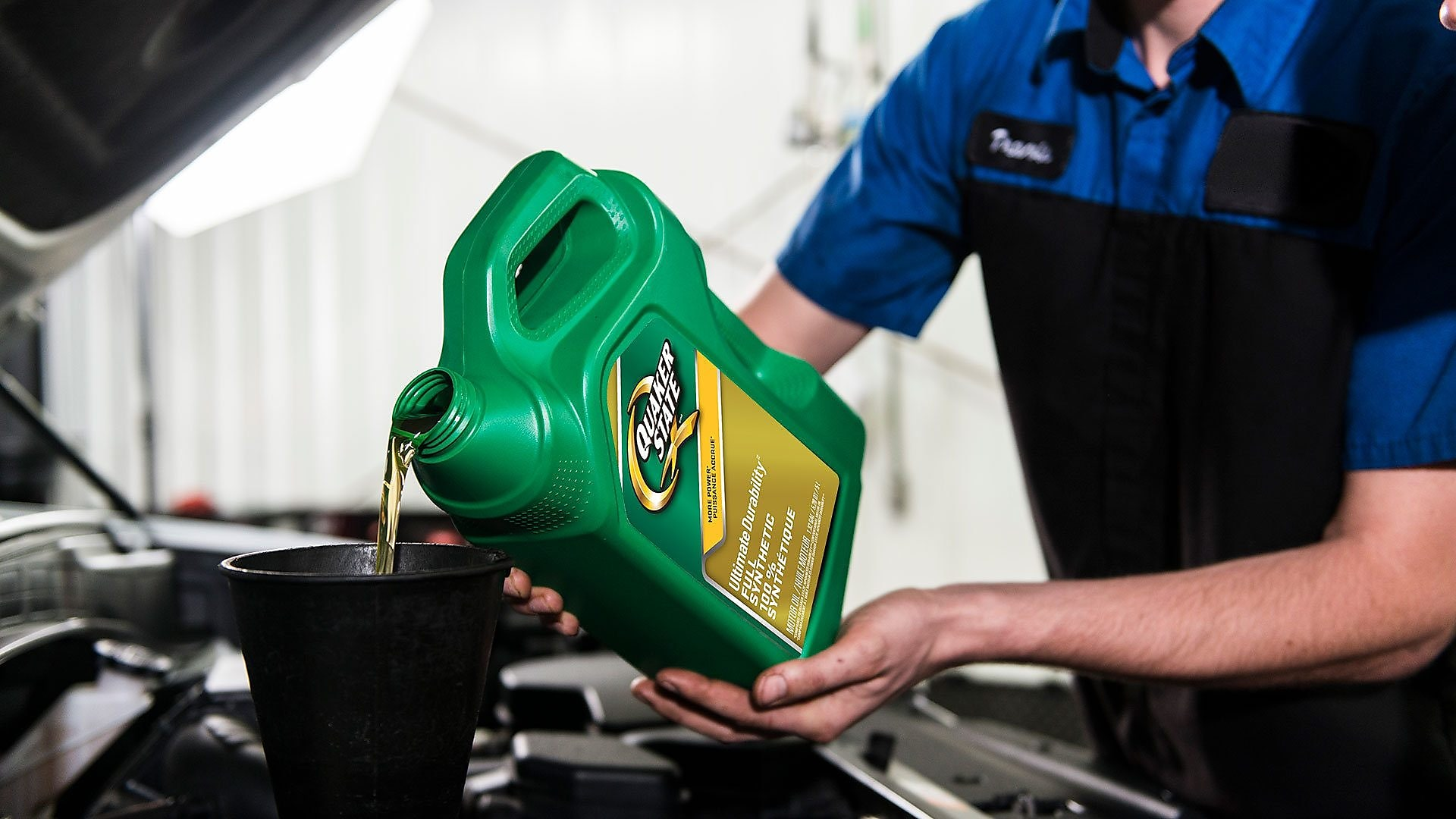 Save up to $10 on your next motor oil change