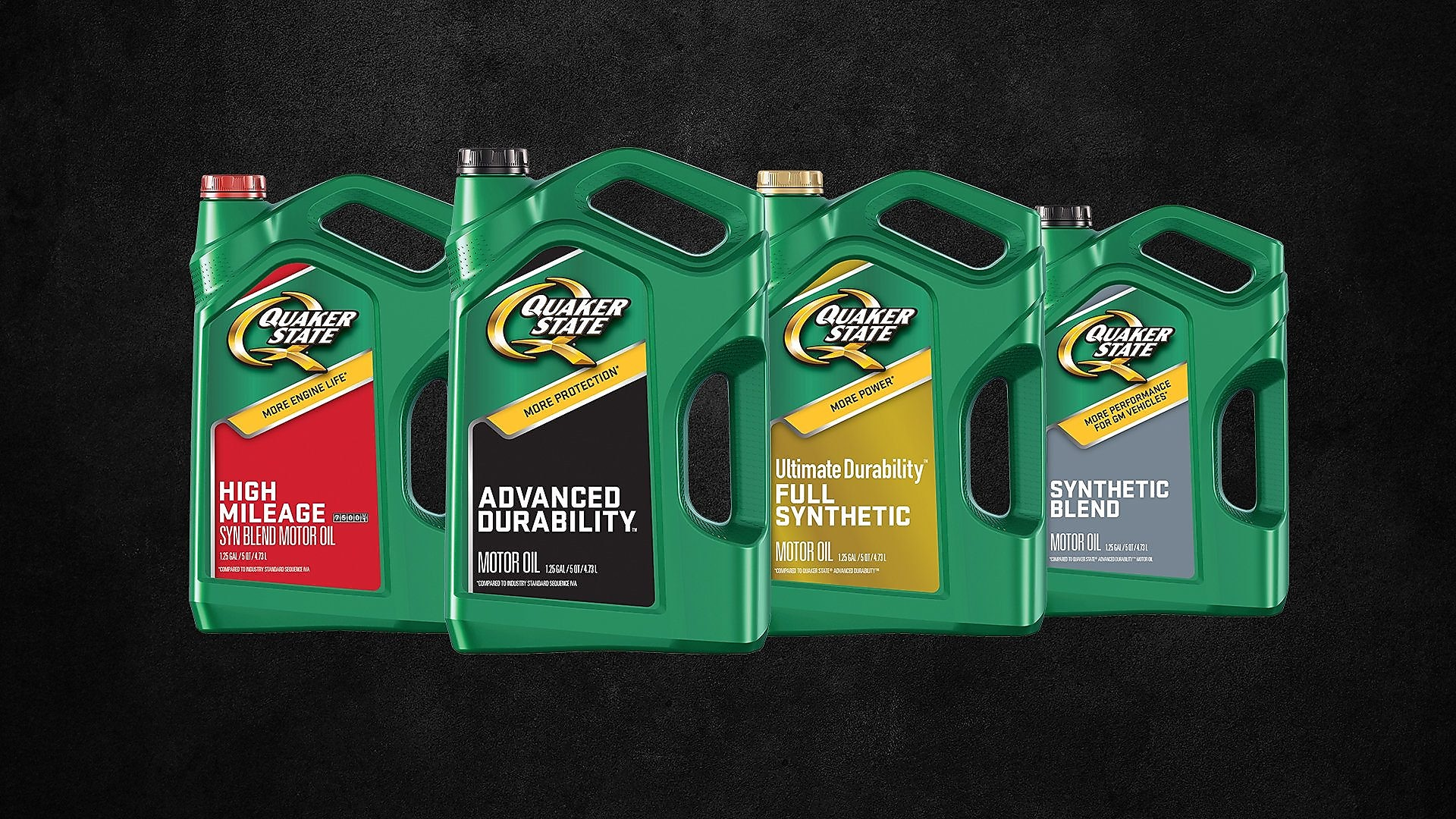 New Green Bottle – Same Reliable Oil | United States