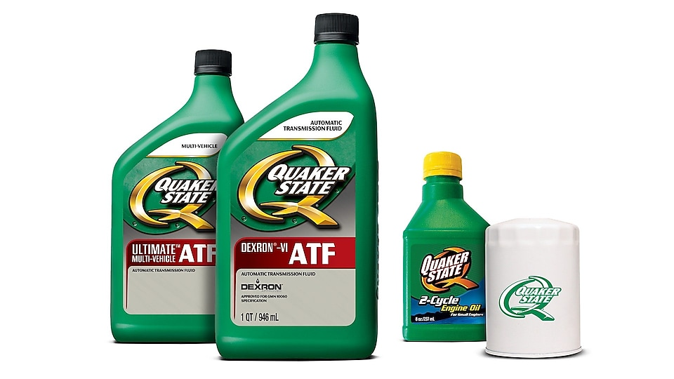 LEARN MORE ABOUT QUAKER STATE FILTERS, FLUIDS & OILS