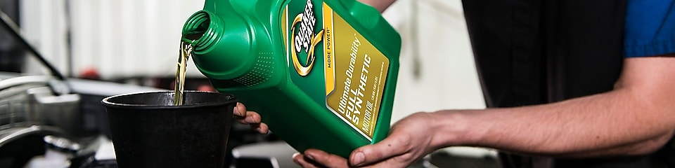 Quaker State oil change coupons