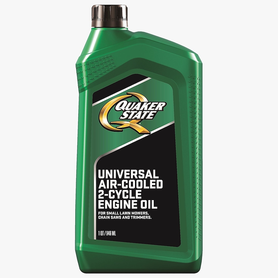Quaker State 2-Cycle Engine Oil for small engines